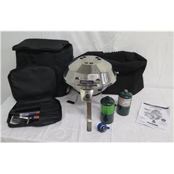 Magma Marine Kettle Combination Stove & Gas Grill w/ Utensils