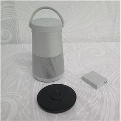 Bose Round Portable Soundlink Resolve Bluetooth Speaker