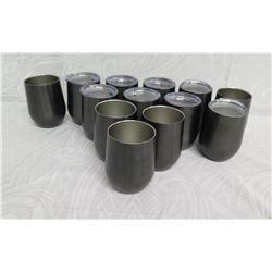 Qty 13 OGGI Insulated Beverage Tumblers