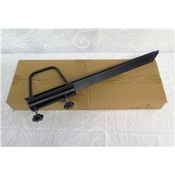 Black Foozet Umbrella Stand Model Z-BUS01A-6