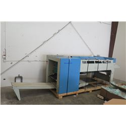 Kannegiesser Commercial Towel Folder, Model AFM-18-Inline (untested, pick up from Barbers Point stor