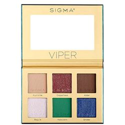 MSRP $36.00- SIGMA VIPER EYE SHADOW PALETTE