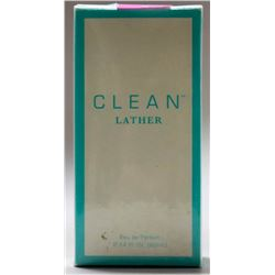 MSRP $43.00- CLEAN LATHER FUSION BRAND 60ML