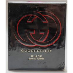 MSRP $110.00- GUCCI GUILTY BLACK 50ML WOMENS