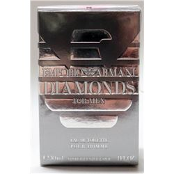 MSRP $50.00- EMPORIO ARMANI DIAMONDS 30ML EAU DE