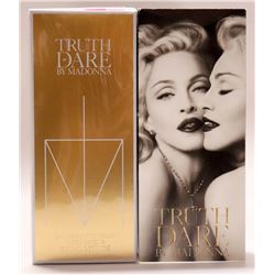 MSRP $60.00- TRUTH OR DARE BY MADONNA 100ML