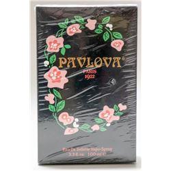 MSRP $105.00- PAVLOVA PARIS 1922 100ML EAU DE