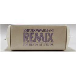 EMPORIO ARMANI REMIX FOR HER 50ML EAU DE PARFUM