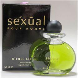 MICHEL GERMAIN SEXUAL POUR HOMME 125ML EAU DE