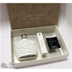 JOHN VARVATOS 2PC ARTISAN PURE GIFT SET; 125ML &