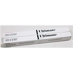 2PK LORD & BERRY ULTIMATE LIP LINER; 3044 & 3034