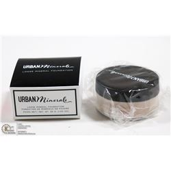 URBAN MINERALS LOOSE MINERAL FOUNDATION;
