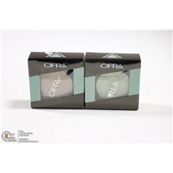 2PK OFRA EYE SHADOW SET ENVIOUS & VICTORY