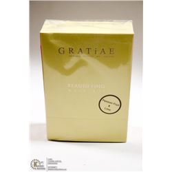 GRATIAE PASSION FRUIT & LIME BEAUTIFYING NAIL KIT