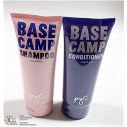 2PK PYT 150ML BASE CAMP SHAMPOO AND CONDITIONER