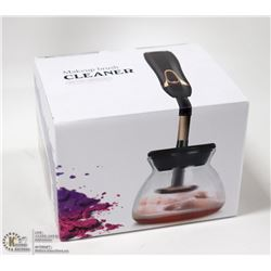 BATTERY OPERATED MAKE-UP BRUSH CLEANER