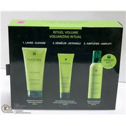 FURTERER FINE HAIR RITUAL 3PC GIFT SET