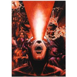 """Marvel Comics """"Astonishing X-Men #30"""" Numbered Limited Edition Giclee on Canvas by Simone Bianchi wi"""