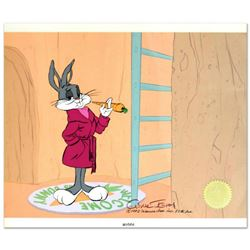 """Chuck Jones (1912-2002), """"Home Sweet Home"""" Limited Edition Animation Cel with Hand Painted Color, Da"""