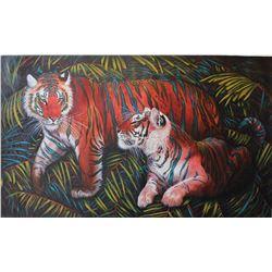 "Vera V. Goncharenko- Original Oil on Canvas ""Home"""
