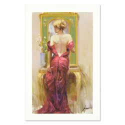 """Pino (1931-2010), """"Elegant Seduction"""" Limited Edition on Canvas, Numbered and Hand Signed with Certi"""