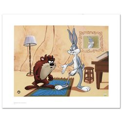 """Look No Meat"" Limited Edition Giclee from Warner Bros., Numbered with Hologram Seal and Certificate"