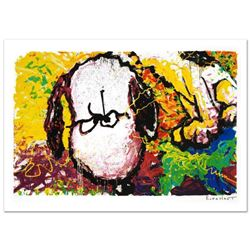 """""""Are You Talking to Me?"""" Limited Edition Hand Pulled Original Lithograph (36"""" x 22.5"""") by Renowned C"""