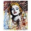 "Image 1 : Nastya Rovenskaya- Mixed Media ""Marilyn Monroe II"""