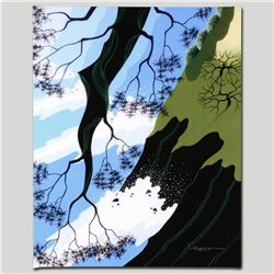Unspoiled  Limited Edition Giclee on Canvas by Larissa Holt, Numbered and Signed. This piece comes