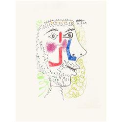 """Pablo Picasso- Lithograph """"Le Gout du Bonheur 08"""""""