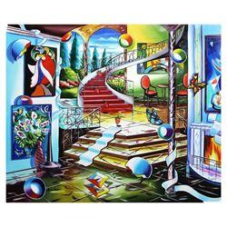 "Alexander Astahov- Original Oil on Canvas ""Heavenly Kingdom"""