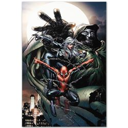 """Marvel Comics """"Spider-Man UnNumbered Limited #14"""" Numbered Limited Edition Giclee on Canvas by David"""