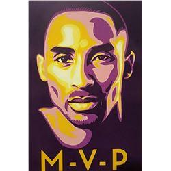 "Shepard Fairey- Lithograph ""MVP"""