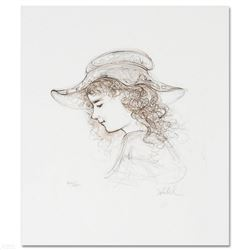"Hibel (1917-2014), ""Elisabet"" Limited Edition Lithograph, Numbered and Hand Signed with Certificate"