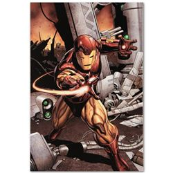 "Marvel Comics ""Marvel Adventures: Super Heroes #1"" Numbered Limited Edition Giclee on Canvas by Clay"
