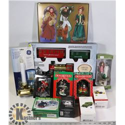 NEW XMAS ITEMS 3 HALLMARK