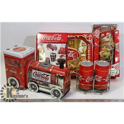 SEALED COKE COLA 3D PUZZLE