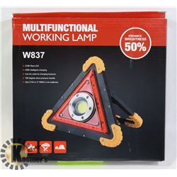 NEW MULTI FUNCTIONAL SAFETY/WORK LAMP W838