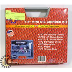 NEW MINI GRINDER KIT 1/4""