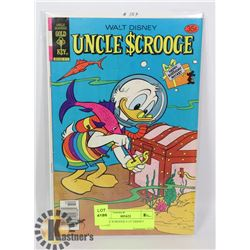 UNCLE SCROOGE # 157 DISNEY COMIC