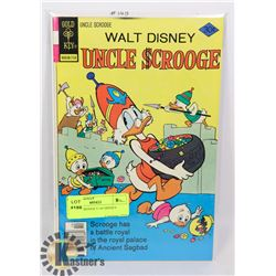 UNCLE SCROOGE # 145 DISNEY COMIC