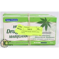 3 NEW IN BOX HOME MARIJUANA TEST KITS