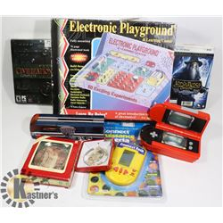 ELECTRONIC PLAY GROUND, CONNECT 4, PC GAMES,
