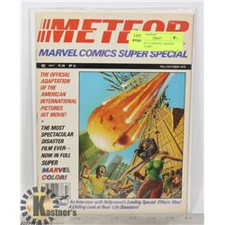 METEOR # 14 MARVEL GRAPHIC NOVEL COMIC