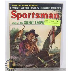 # 1 SPORTSMAN MANS MAGAZINE HUNTING