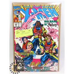 UNCANNY X-MEN # 282 BISHOP COMIC