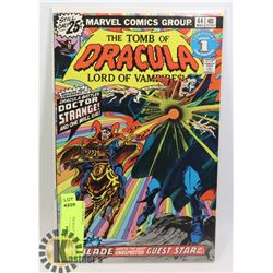 TOMB OF DRACULA # 44 HAS VALUE STAMP COMIC