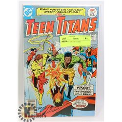 TEEN TITANS # 47 COMIC