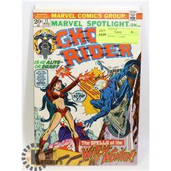 GHOST RIDER # 11 COMIC