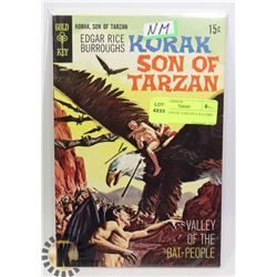 KORAK SON OF TARZAN # 30 COMIC